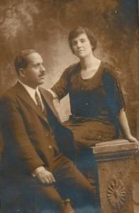 Najeeb and Angelina Diab
