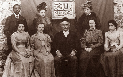The Strange Journey of the Syrian Ibrahim G. Kheiralla:  The First Baha'i Missionary to the United States (Part 2)