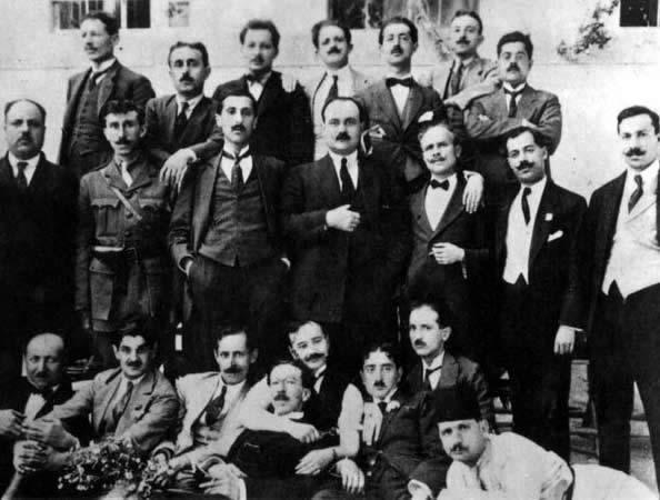 Paris, 1913: The Arab Congress