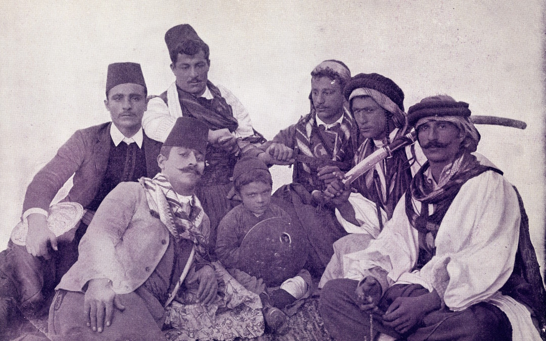 Selling Orientalism at the Chicago Fair: the Middle Eastern Presence