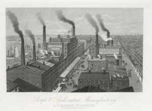 BT Babbitt Soap Works, 1878